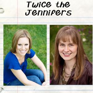 Twice the Jennifers